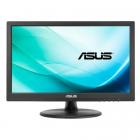 """Монитор ASUS 15.6"""" VT168N Touch LED, 16:9, 1366x768, 10ms, 200cd/ m2, 50M:1, 90°/ 65°, D-SUB, DVI-D, регул. наклона, VESA, .... (VT168N)"""