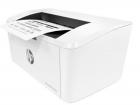 Принтер HP LaserJet Pro M15w (A4, 600dpi, 18ppm, 16Mb, 1 trays 150, USB/ WiFi 802.11 b/ g/ n, Cartridge 500 pages & USB cab .... (W2G51A#B19)