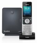 Беспроводной телефон dect YEALINK W60P DECT (база+трубка), шт (W60P) (W60P)