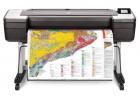 "Широкоформатный принтер HP DesignJet T1700dr (44"",2400x1200dpi, 26spp(A1), 128Gb(virtual), HDD500Gb, host USB type-A/Gig .... (W6B56A#B19)"