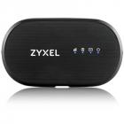 Портативный LTE Cat.4 Wi-Fi маршрутизатор Zyxel WAH7601 (вставляется сим-карта), 802.11n (2, 4 ГГц) до 300 Мбит/ с, подд .... (WAH7601-EUZNV1F)