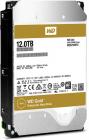 Жесткий диск Western Digital HDD SATA-III 12000Gb GOLD WD121KRYZ, 7200rpm, 256MB buffer (WD121KRYZ) (WD121KRYZ)