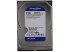 Жесткий диск Western Digital HDD SATA-III 2Tb Blue WD20EZAZ, 5400rpm, 256MB buffer (аналог WD20EZRZ) (WD20EZAZ)