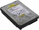 Жесткий диск Western Digital HDD SATA-III 4Tb GOLD WD4003FRYZ, 7200rpm, 256MB buffer (WD4003FRYZ)