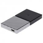 Внешний твердотельный накопитель WD My Passport SSD 2TB (WDBKVX0020PSL-WESN)