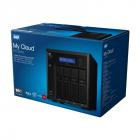 """Сетевой накопитель WD My Cloud Pro PR4100 WDBKWB0160KBK-EEUE 16TB 3, 5"""" LAN NAS (F5C) (WDBKWB0160KBK-EEUE)"""