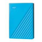 """Внешний жёсткий диск WD My Passport WDBPKJ0040BBL-WESN 4TB 2, 5"""" USB 3.0 blue (D8B) (WDBPKJ0040BBL-WESN)"""