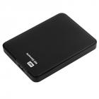 "Внешний жёсткий диск WD My Passport WDBYVG0010BBK-WESN 1TB 2, 5"" USB 3.0 black (D8B) (WDBYVG0010BBK-WESN)"