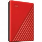 "Внешний жёсткий диск WD My Passport WDBYVG0020BRD-WESN 2TB 2, 5"" USB 3.0 red (D8B) (WDBYVG0020BRD-WESN)"