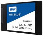 """Твердотельный накопитель Western Digital SSD BLUE 1Tb SATA-III 2, 5""""/7мм 3D NAND WDS100T2B0A (WDS100T2B0A)"""