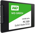 "Твердотельный накопитель Western Digital SSD GREEN 120Gb SATA-III 2, 5""/7мм WDS120G1G0A (WDS120G2G0A)"