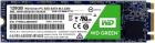Твердотельный накопитель Western Digital SSD Green 120Гb SATA-III M2.2280 3D NAND WDS120G2G0B (WDS120G2G0B)