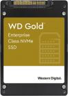 """Твердотельный накопитель SSD WD Gold™ NVMe WDS192T1D0D 1920ГБ 2, 5"""" U.2 PCIe Gen 3.1 x4 NVMe (96L BICS4 3D TLC) 0.8DWPD (WDS192T1D0D)"""