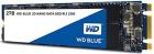 Твердотельный накопитель Western Digital SSD BLUE 2Tb SATA-III M2.2280 3D NAND WDS200T2B0B (WDS200T2B0B) (WDS200T2B0B)