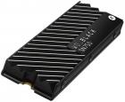 Твердотельный накопитель SSD WD Black SN750 NVMe WDS200T3XHC 2ТБ M2.2280 (с радиатором) (WDS200T3XHC)