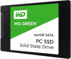 "Твердотельный накопитель Western Digital SSD GREEN 240Gb SATA-III 2, 5""/7мм WDS240G1G0A (WDS240G2G0A)"