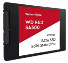 "Твердотельный накопитель Western Digital SSD RED 4Tb SATA-III 2, 5""/ 7мм WDS400T1R0A (WDS400T1R0A)"