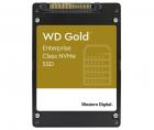 """Твердотельный накопитель SSD WD Gold™ NVMe WDS960G1D0D 960ГБ 2, 5"""" U.2 PCIe Gen 3.1 x4 NVMe (96L BICS4 3D TLC) 0.8DWPD (WDS960G1D0D)"""