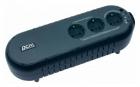 Источник бесперебойного питания Powercom Back-UPS WOW, OffLine, 700VA/ 350W, Tower, Schuko, USB (WOW-700U)