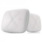 Маршрутизатор Mesh Wi-Fi машрутизатор Zyxel Multy Plus (WSQ60), AC3000, AC Wave2, MU-MIMO, 802.11a/ b/ g/ n/ ac (300+866 .... (WSQ60-EU0101F)