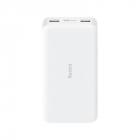 Внешний аккумулятор 10000mAh Redmi Power Bank (White) (X24984)