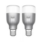 Лампа Mi LED Smart Bulb (White and Color) 2-Pack (X26110)
