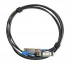 Кабель MikroTik SFP/ SFP+/ SFP28 1/ 10/ 25G direct attach cable, 1m (XS+DA0001)