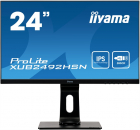 Монитор LCD 23.8'' 16:9 1920х1080(FHD) IPS, nonGLARE, 250cd/ m2, H178°/ V178°, 1000:1, 5M:1, 16.7M, 4ms, VGA, HDMI, DP, .... (XUB2492HSN-B1)