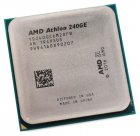 Процессор AMD Athlon 240GE AM4 OEM (YD240GC6M2OFB)