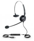 Проводная аудиогарнитура YEALINK YHS33-USB для телефонов Yealink, шт (YHS33-USB) (YHS33-USB)