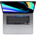 Ноутбуки Apple 16-inch MacBook Pro with Touch Bar, 2.4GHz 8-core i9, TB up to 5.0GHz, 64GB, 1TB SSD, Radeon Pro 5500M - .... (Z0XZ001EW)