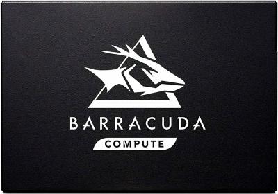 "Твердотельный накопитель SSD Seagate BarraCuda Q1 240GB 2, 5"" SATA-III ZA240CV1A001 (ZA240CV1A001)"