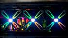 Комплект вентиляторов с rgb-контроллером ZALMAN ZM-SF120 Addressable 3-Pack with Z.SYNC controller (ZM-SF120A3)