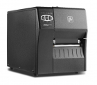 Принтер этикеток zebra DT Printer ZT220; 300 dpi, Euro/ UK cord, Serial, USB, Tear (ZT22043-D0E000FZ) (ZT22043-D0E000FZ)