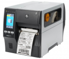 Принтер ZT411; 203 dpi, Serial, USB, Ether, BT, USB Host, ColorTouchDisplay, намотчик (ZT41142-T4E0000Z)