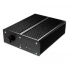 """Корпус для ПК Case Akasa Pascal MC3, UCFF 4"""" X 4"""", Fanless, IP65 Water&Dust Proof, support MB Intel BLKNUC7i*BNB/ BLKNUC .... (A-NUC22-M3B)"""