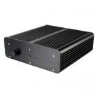 """Корпус для ПК Case Akasa Pascal MD, UCFF 4"""" X 4"""", Fanless, IP65 Water&Dust Proof, support MB Intel BLKNUC7i*BNB/ BLKNUC7 .... (A-NUC40-M1B)"""