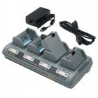 Зарядное устройство Zebra ASSY: Quad Charger (charges up to 4 batteries), Europe (AC18177-2) (AC18177-2)