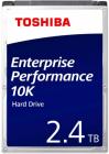 "Жесткий диск HDD Toshiba SAS 2.4TB 2.5"" 10K 128Mb (AL15SEB24EQ)"