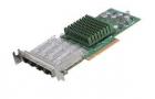 4-port 10Gbe Standard LP with SFP+, Intel XL710-AM1 (AOC-STG-I4S)