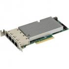 Standard LP 4-port 10GbaseT, Intel XL710 and X557 (AOC-STG-I4T-O)
