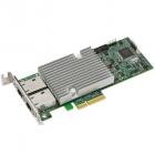 Std LP 2-port 10G RJ45, Intel X550 (Retail Pack) (AOC-STGS-I2T-O)