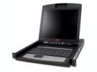 Жидкокристаллический монитор, клавиатура, мышь для монтажа в аппаратурную стойку AP5717R