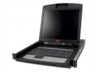 Жидкокристаллический монитор, клавиатура, мышь для монтажа в аппаратурную стойку AP5717R (AP5717R)