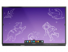 "Интерактивный комплекс ActivPanel Nickel 65"" - 1 x Pen & cable pack included. ActivInspire Professional Edition availabl .... (AP7-U65-EU-1)"