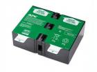 Комплект сменных батарей для Источника Бесперебойного Питания APC APCRBC124 (APCRBC124)