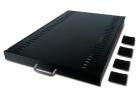 Sliding Shelf - 100lbs/ 45kg Black (AR8123BLK)