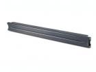 Комплект панелей заглушек 1 юнит для 19 дюймовых шкафов (200 шт.) AR8136BLK200 (AR8136BLK200)