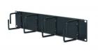 2U Horizontal Cable Organizer Black (AR8426A)