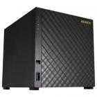 Нас сервер ASUSTOR AS1004T / V2/ 4-Bay NAS/ CPU (2Core)/ 512MBDDR3/ noHDD, LFF(HDD, SSD)/ 1x1GbE(LAN)/ 2xUSB3.0/ 4ip camera licen .... (AS1004T.)